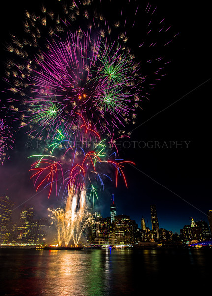 July 4th, 2014  New York City, East River