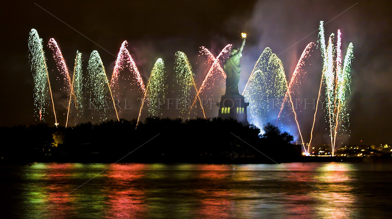 Statue of Liberty's 125th Birthday Celebration, 10/28/11
