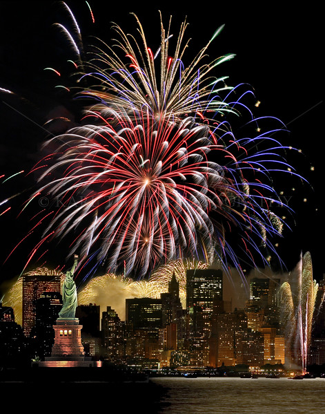"July 4th 2005.   This image looks mighty fine as a 24""x36"" print. (Quite sorry about the obtrusive watermark, but I find I must continue to attempt to prevent others from copying my images and presenting them as their own work.)"