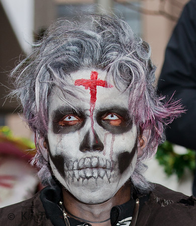 Halloween Parade, New York City, 2010