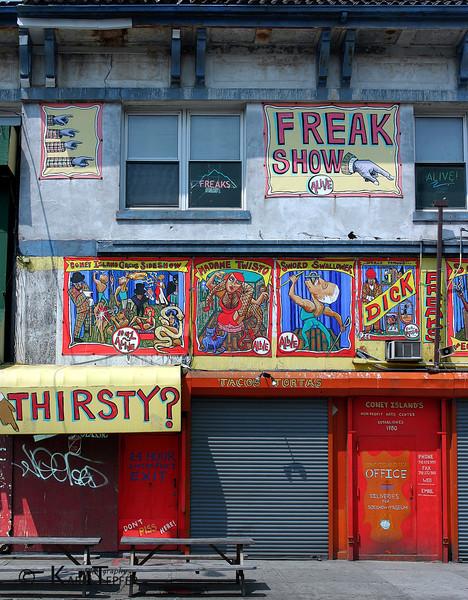 Coney Island, New York City