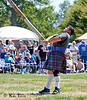Scottish Festival at Old Westbury Gardens, 2010<br /> Caber Toss Competition