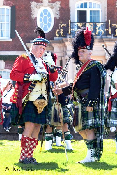 Scottish Festival at Old Westbury Gardens, 2010