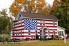Patriotic House in Kent, CT.