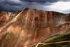 California Pass: Elevation 12,930' Rocky Mountains, Colorado.