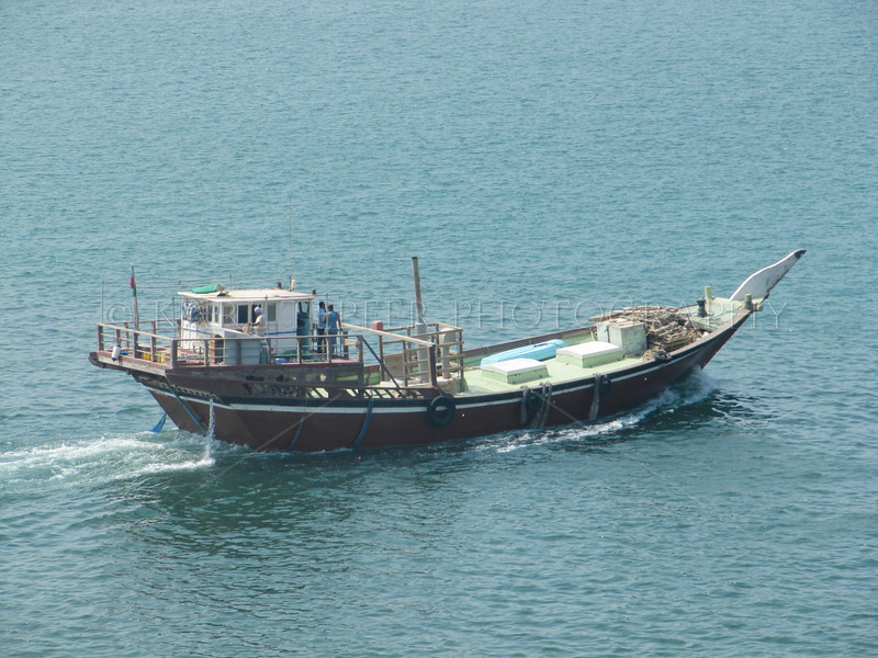 <h2>Dhow heading out to the Gulf of Oman and Bay of Bengal