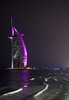<h2>Burj al Arab and the waters of the Persian Gulf