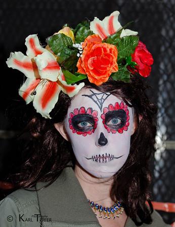 Halloween Parade, New York City, 2010