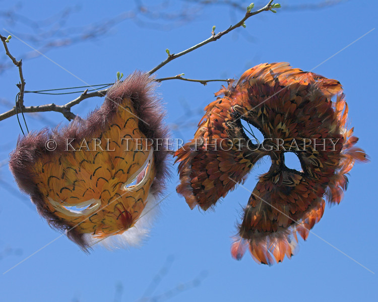 Masks in the tree