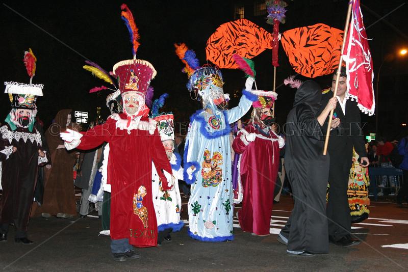 New York's Village Halloween Parade 2003