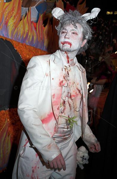 New York City Halloween Parade, 2006.