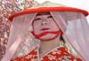 Taken at the Brooklyn Botanical Garden Cherry Blossom Festival, 2007.