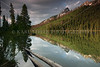 Teton reflections at dawn. <br />  ©  2009 Karl Tepfer
