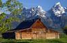 Moulton Cabin <br /> © 2010 Karl Tepfer
