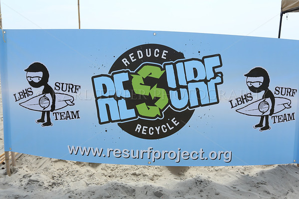 "Statement from organizer Michael Urra about the ReSurf program held in Long Beach:  ""We are currently working with the Long Beach High School surf team in hopes to revive their surf club after the death of their coach Daniel Bobbi's, and of course hurricane Sandy. We hope to collect 30-50 boards for their programs . We will have the kids fully involved with repairing ,painting (with the help of world renowned artists) and sharing the stoke with their fellow class mates. Ultimately we want these children to fully understand every aspect of surfing from fixing your own board to respecting the ocean and keeping the cycle going."""