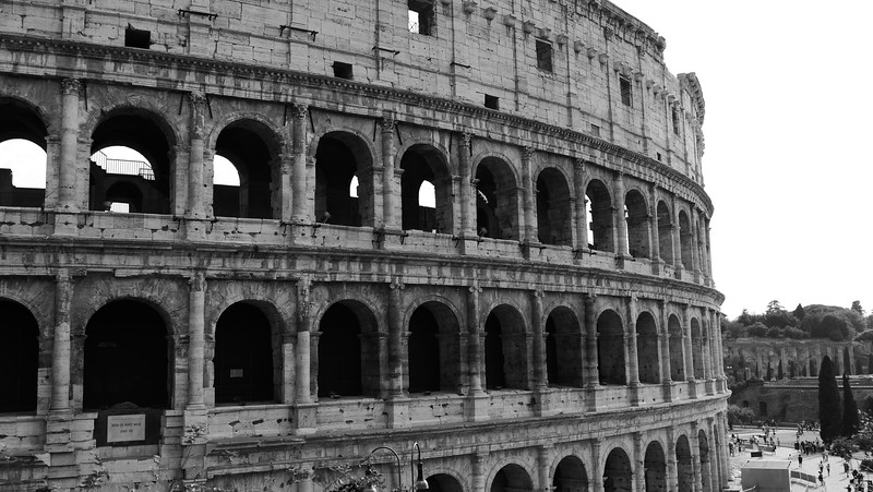 Italy 1 - Colosseum