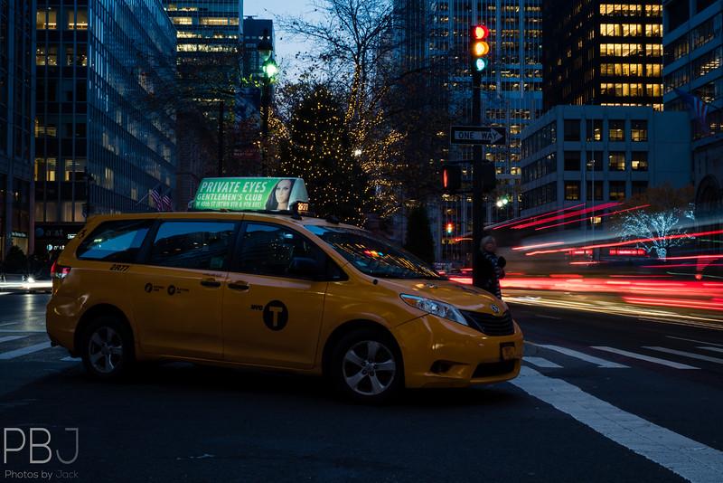 Taxi 2 - Park Ave