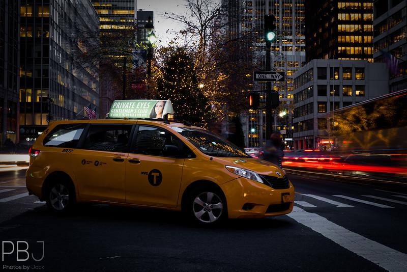 Taxi - Park Ave
