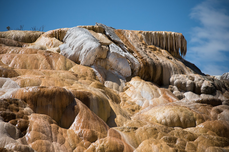 Hot Spring Rock Formation