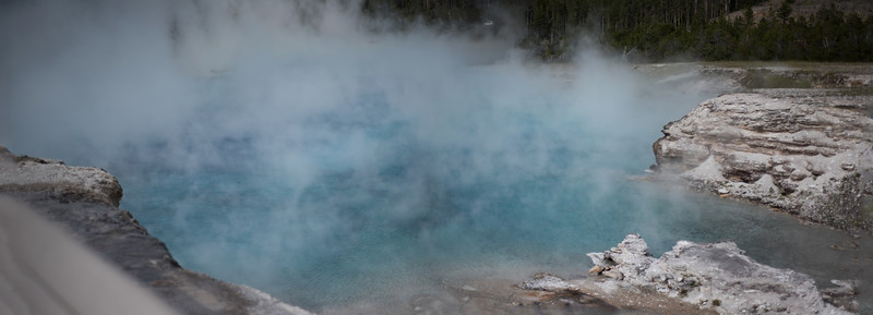 Hot Spring Pool Pano
