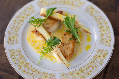 Roasted Atlantic Cod