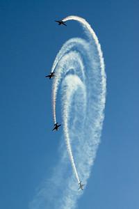 Spiral - RNZAF Red Checkers