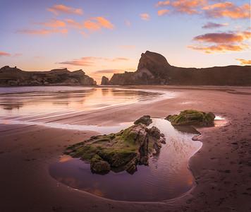 Sunset - Deliverance Cove