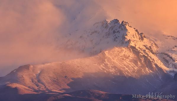 Southerly Storm - Pinnacle Ridge