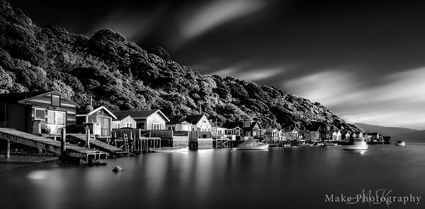 Boatsheds