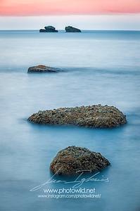 Serín beach (Asturias)