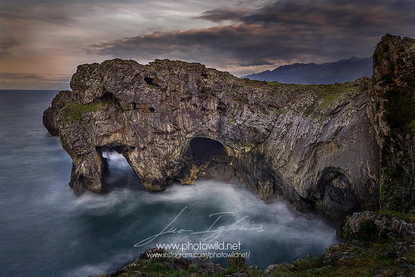 Celorio coast, Asturias.