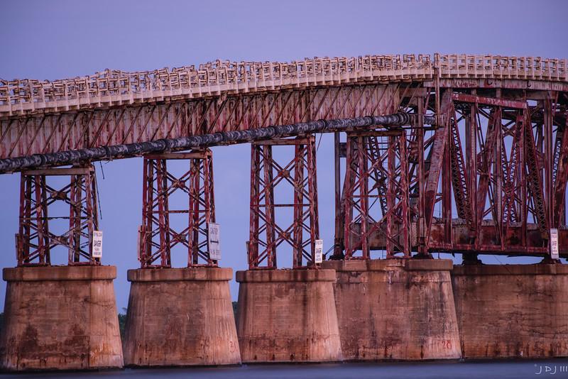 Bahia Honda old bridge