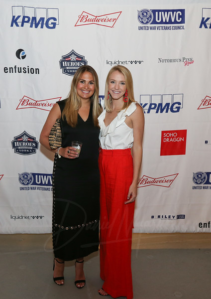 Cocktails For Courage (Intrepid May 2018)
