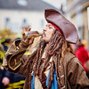 Jack Sparrow alias Benjamin Illing.<br /> Fotocredit: Stadt Melk / Franz Gleiß
