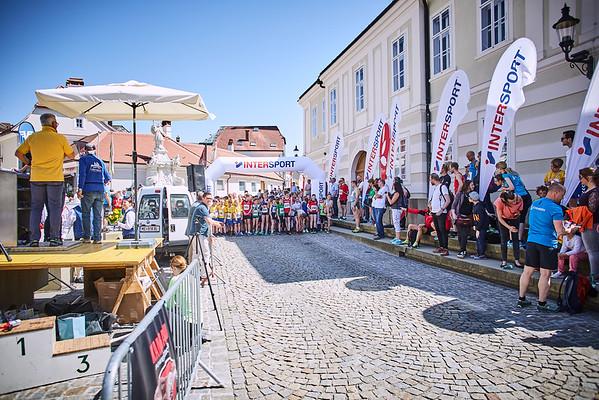 Melker Osterlauf 2019 am 22. April 2019. <br /> Foto: Stadt Melk / Franz Gleiß