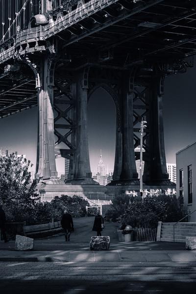 A Walk by the Bridge