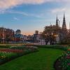 Notre Dame Cathedral Landscape