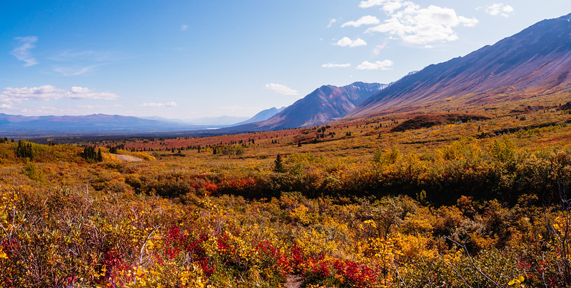 The Auriol Mountain Range