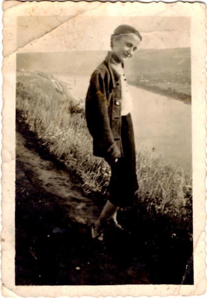 Ольга Яніцька (Сопівник). З колекції Оксани Візер