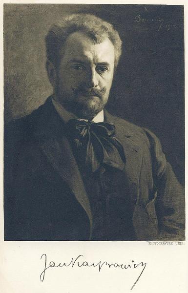 Ян Каспрович (Jan Kasprowich), поет.