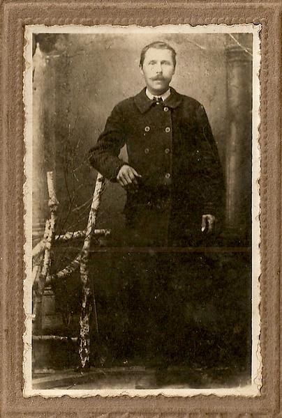 Juzkow Simon.  Collection Celia Juskow Jacobovski (Brazil)