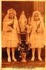 Juzkow Joanna and Mary, 1900.  Collection Celia Juskow Jacobovski (Brazil)