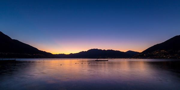2015-11-27 Sunset over Lago Maggiore-88