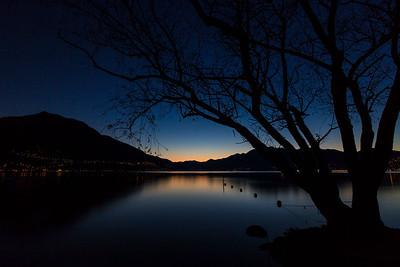 2015-11-28 Sunset over Lago Maggiore-130
