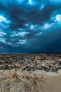 2014-07-02-Storm-over-Hermosillo-7