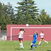 Sports GSA v DIS girls soccer tatiana heggestad natalie knowlton 091715 AB