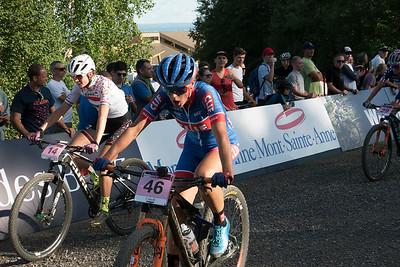 Cross-Country Short Track -  Katerina Nash (Cze) Clif Pro Team