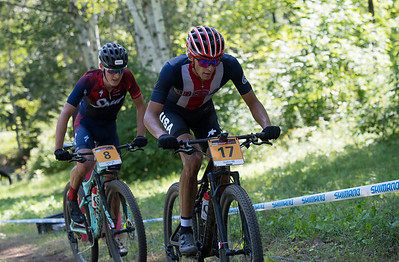Alan Hatherly (RSA) / Christopher Blevins (USA) Specialized Racing