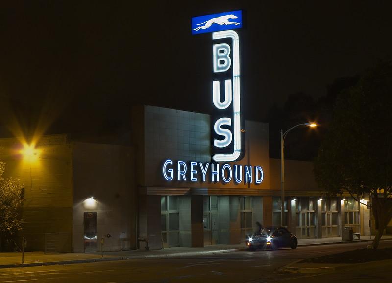 Greyhound Station
