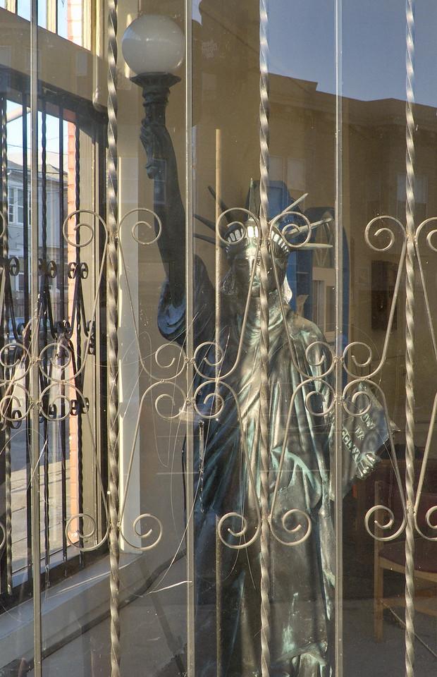 Liberty Behind Bars